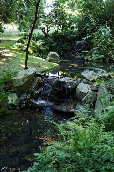 Friendship Garden, New Westminster BC, August 28, 2011.