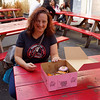 The prized Voodoo Doughnuts. So not worth it. Go to Blue Star Donuts instead.