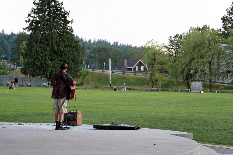 Rocky Point Park, Port Moody BC, July 15, 2010.