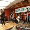 Savarystock at The Red House.<br /> <br /> The Adam Woodall Band.