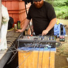 Savarystock at The Red House.<br /> <br /> Action Bronson stops by to do sound.