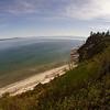 South beach coastline.