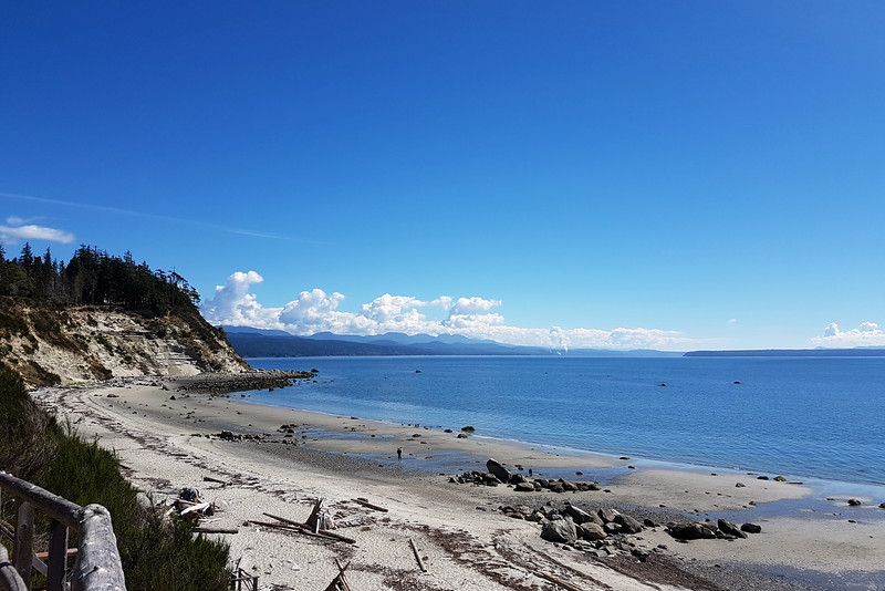 Savary Island and Sunshine Coast, September 2-5, 2016