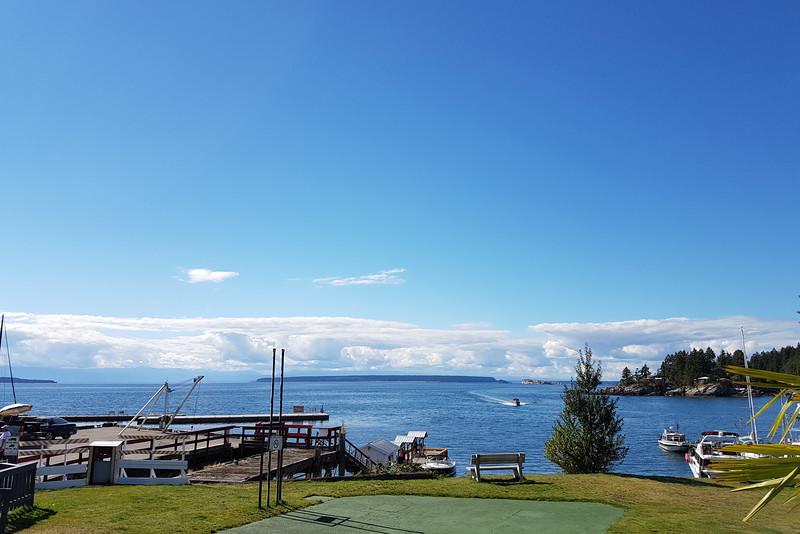 Savary Island and Sunshine Coast, September 2-5, 2016