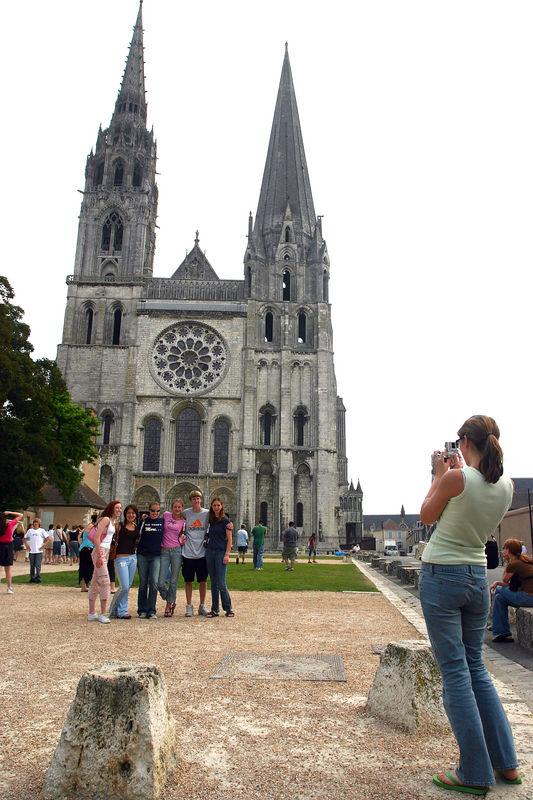 08 b 9847 Chartres Photo