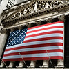 US FLAG on Wall Street