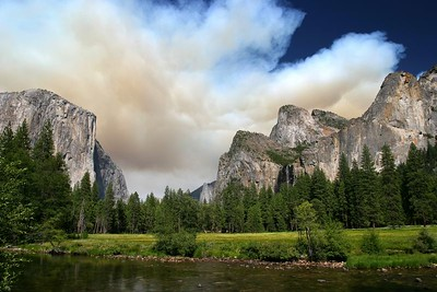 2004 07 Yosemite Mono Bodie Smoke