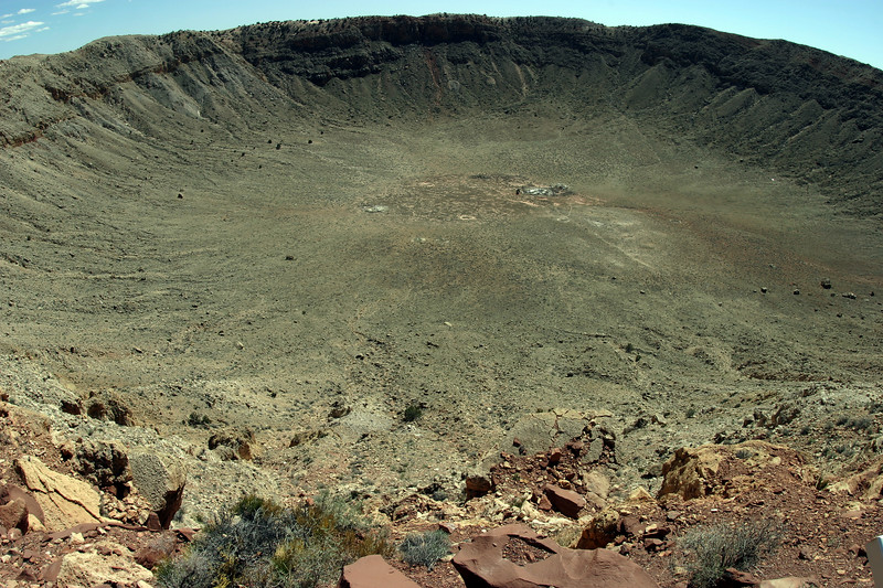 2a 2656 Meteor Crater