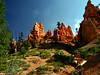 10d 07 BC Navajo Btm Hill Up