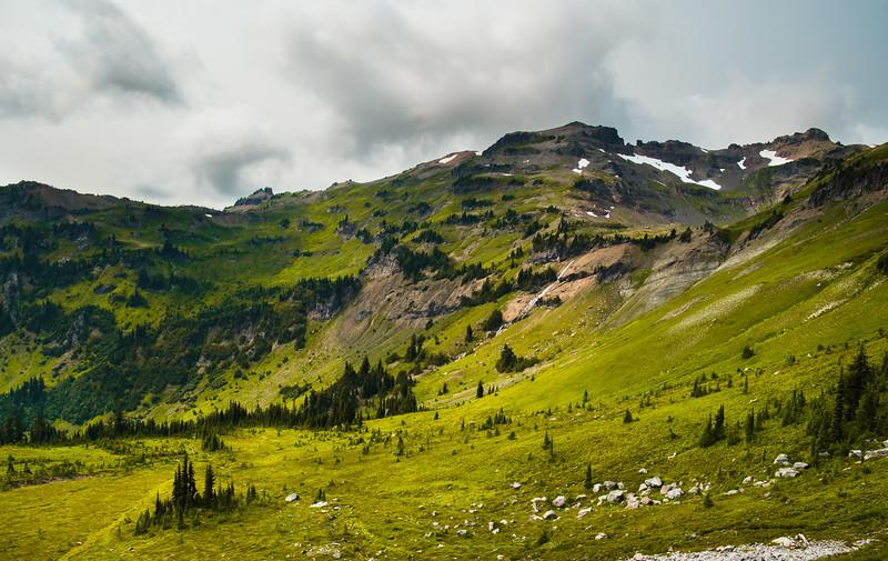 Goat Rocks, Washington