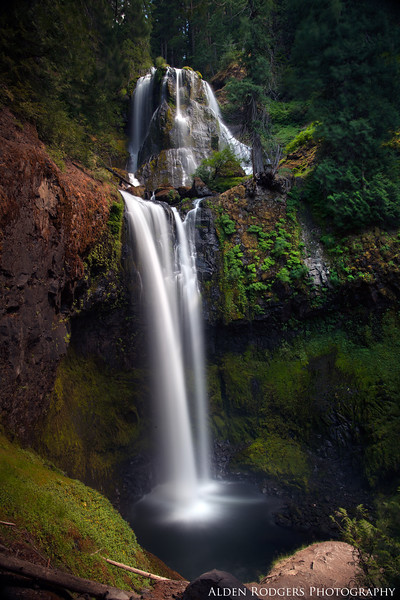 Falls Creek Falls, Washington