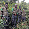 """The trackers and guides saved our bacon on more than one occasion during our 3 days in Rwanda.  Can't say """"thank you"""" loud enough."""
