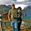 We were greeted by the lodge managers, Heather and Ryan.  From the moment we stepped off the plane, the overall Redoubt Mountain Lodge experience was exceptional.  David and I have traveled far and wide on all seven continents.  This lodge was the equal of anywhere we've ever stayed.  With a maximum of 12 guests, 1 experienced guide for every 2 people, great food, awesome setting, nice cabins, and warm atmosphere, it just doesn't get any better.  <br /> <br /> The only downside was our timing, which was entirely our fault.  We were about 3 weeks too early for peak bear viewing, but we did find several bears as you'll see later in the gallery.  We also hiked, kayaked, put our waders on and made our way up a salmon stream, and spent much time on the beautiful waterways looking for wildlife.