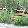 We spent one night in this great location at the park entrance before heading to Kantishna at the end of the park road.
