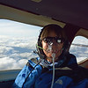 We all donned oxygen masks at 12,000 feet.