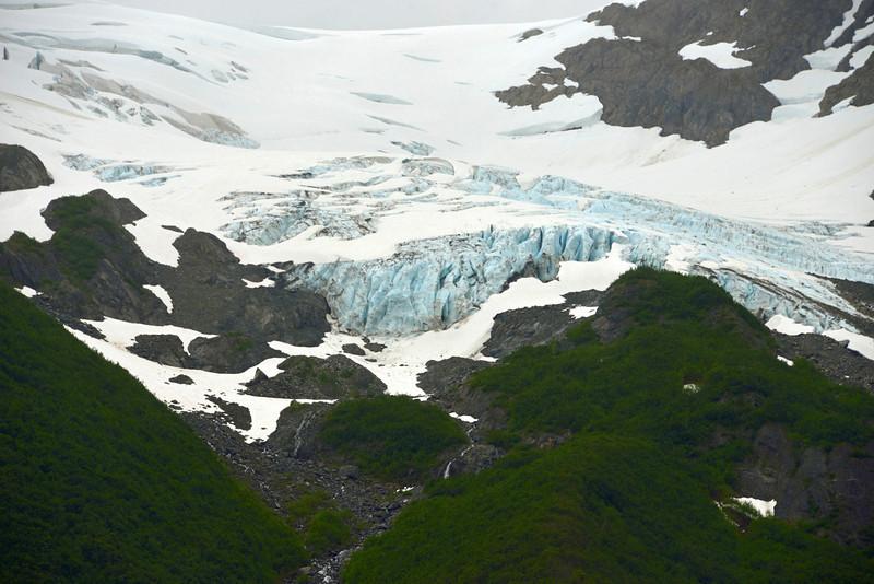 Burns Glacier.