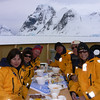 Barbecue - Antarctic style