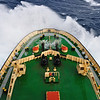 Things didn't go quite as well in Drake Passage as they did on the outbound crossing :-)