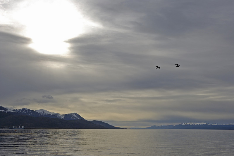 The Beagle Channel.