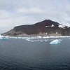 After another 12 hours at sea, we finally made it to the Antarctic Peninsula.  Our first stop was at Paulet Island, a volcano.