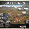 We collected the hikers at Stromness Bay, then moved on to Grytviken.  This former whaling station is most famous as the gravesite of Shackleton.  Just last year, Frank Wild's body was moved from England to Grytviken so that he could be re-buried next to Shackleton.  Wild was probably the second most important member of Shackleton's team, so it's quite fitting to see them resting next to each other for all eternity.