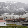 Like Stromness, Grytviken is an abandoned whaling station.
