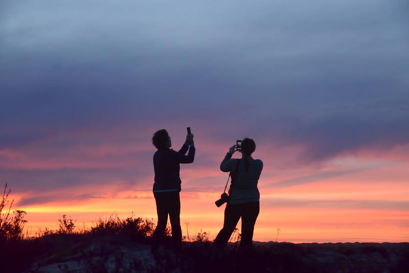 Final Baja sunset.