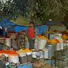 Spice vendors.