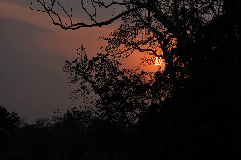 Our last Indian sunset