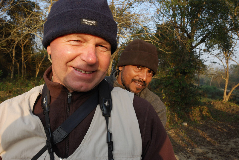 Geoff and Dhruba