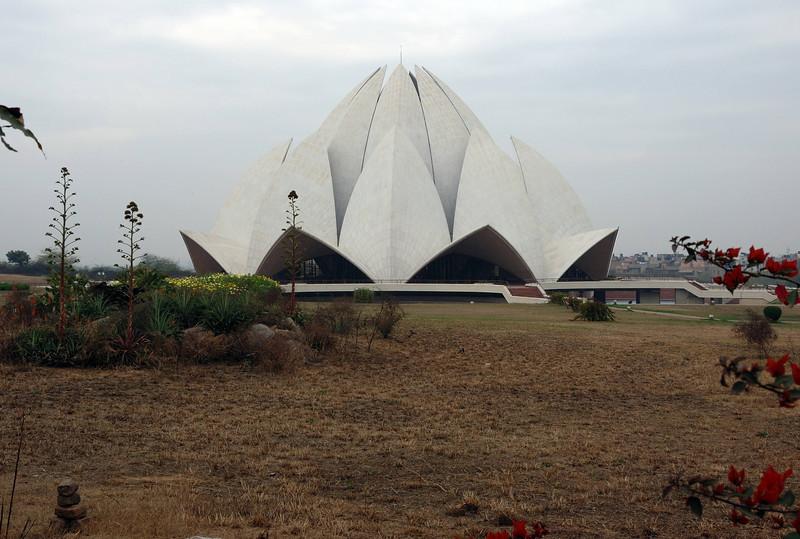 The Bahai Lotus Temple