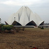 The Bahai Lotus Temple