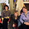"""The CNSC program is wonderful.  Lots of educational lectures and really great activities.  However, the facilities are a bit """"basic"""".  If you don't love your roommates, you're in deep, deep trouble.  Joan and I were unbelievably lucky in November.... we struck gold with Mary and her daughter Bridgette."""
