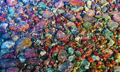 Flathead River Rock