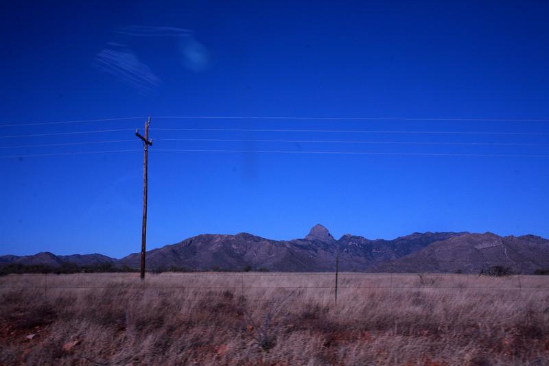 South Arizona, November 2007