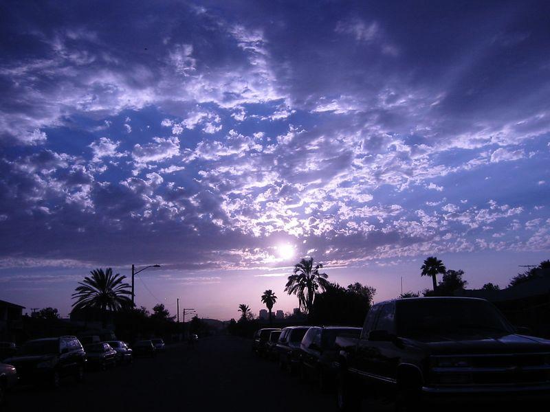 Phoenix, August 2002