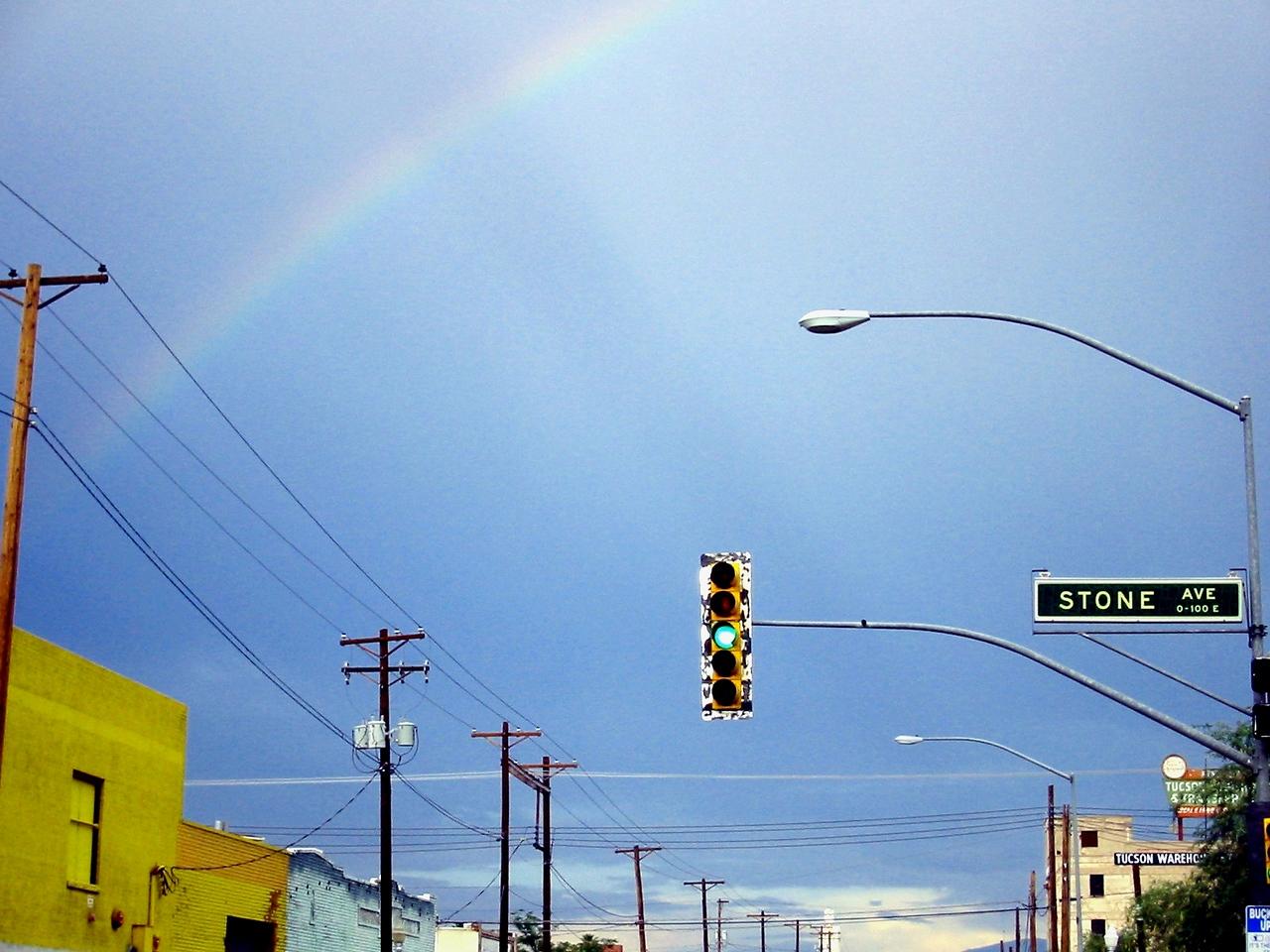 Tucson, August 2002