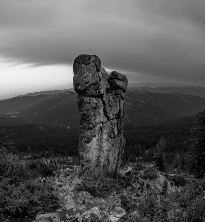 Ergaki National Park, Russia