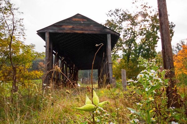 Cuppet Covered Bridge - Bedford County - Pennsylvania - 2