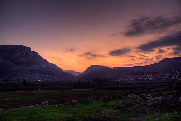 Mountains by Migdal