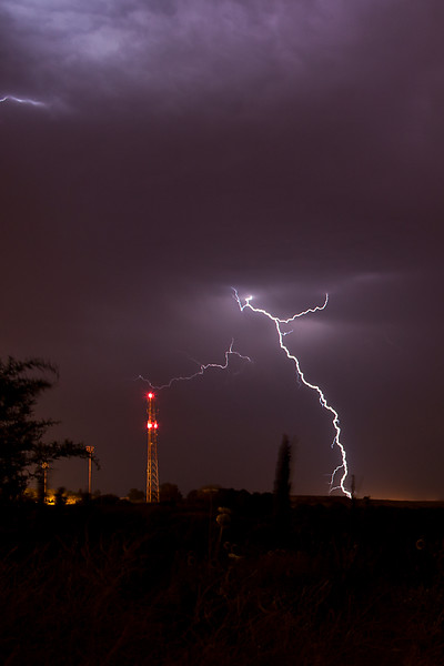 Lightning over the Golan - Lag BaOmer 5772 - 4