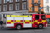 Irish Firemen don't need doughnuts, they park outside Guinness