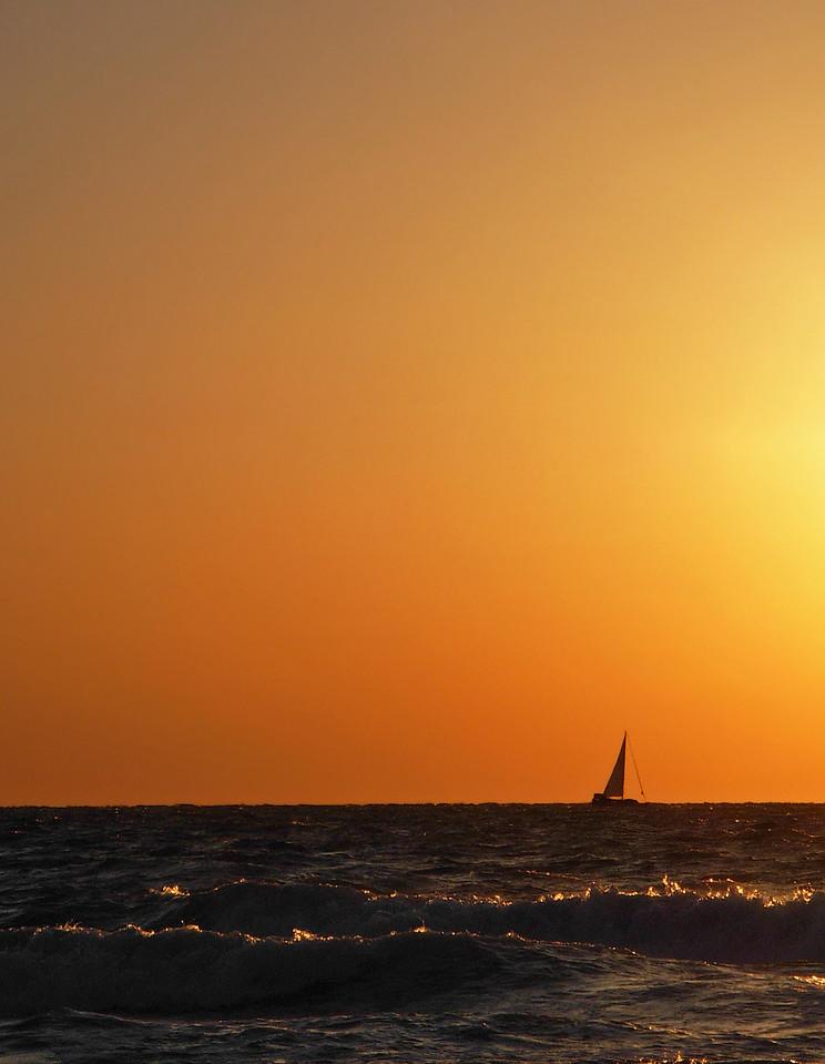 sunset sail-416X20