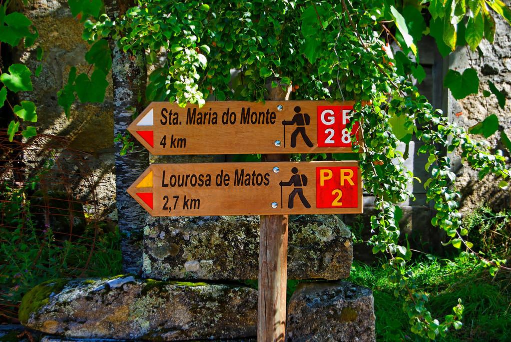Caminhos da Urtigosa - Arouca - Aveiro