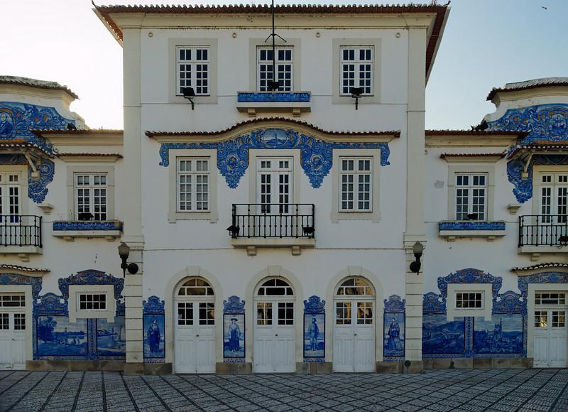 Estação de caminho de ferro de Aveiro