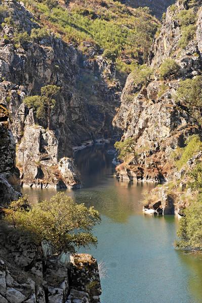 A ribeira de Pera alimenta o rio Zêzere