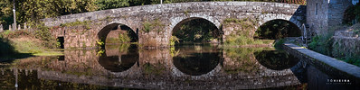 ponte e azenha de Estorãos