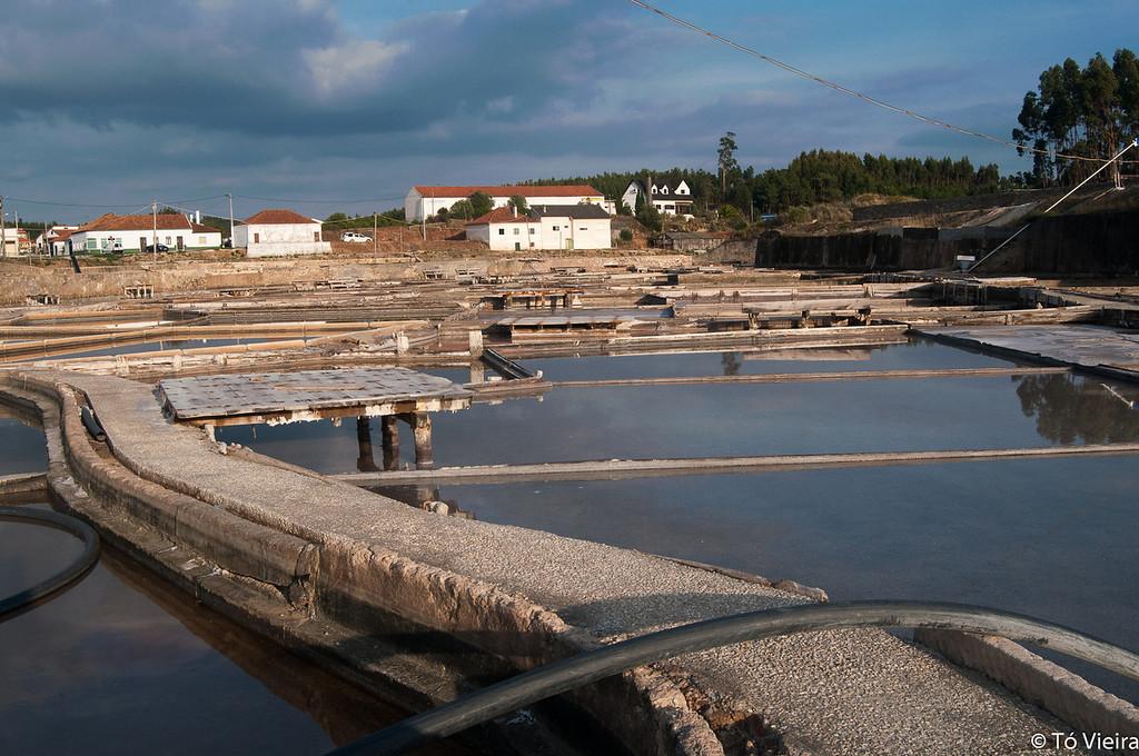 Percurso Pedestre-marinhas de sal