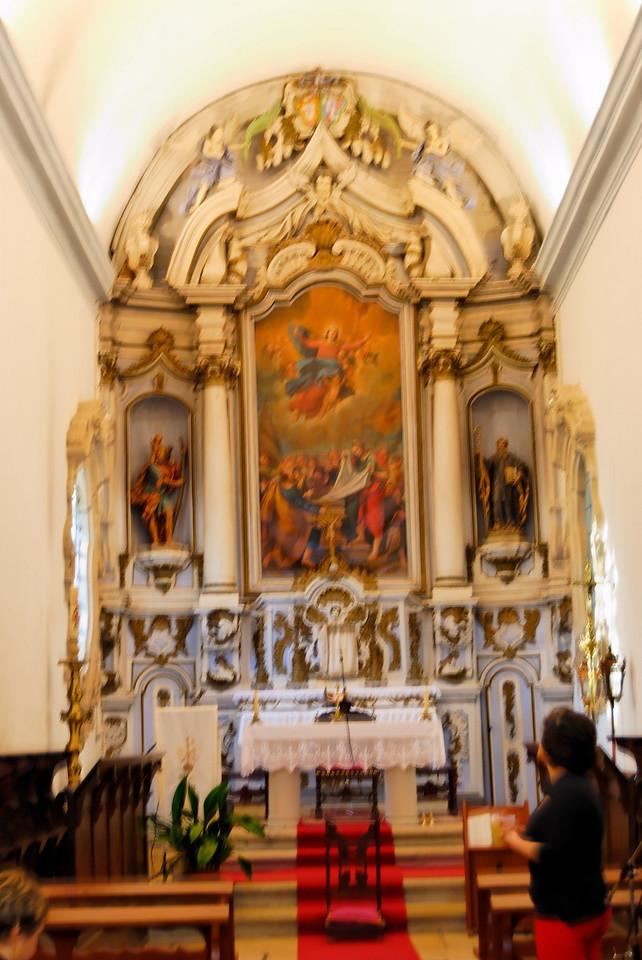 Convento de S. Cristóvão de Lafões - S. Pedro do Sul - Portugal