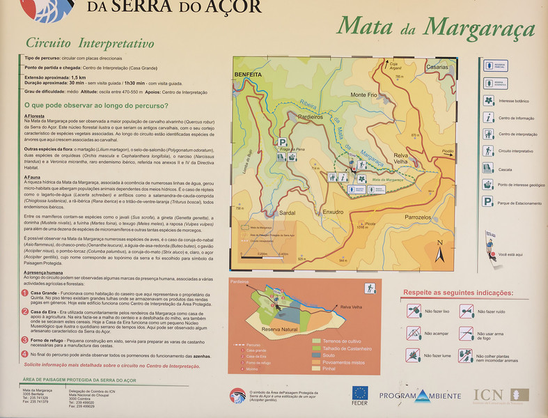 Mata da Margaraça - Serra do Açor - Arganil